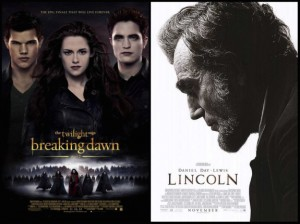 Mini Review: Twilight Breaking Dawn Pt.2 and Lincoln
