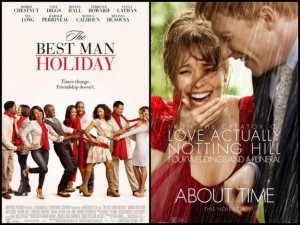 Mini Review: The Best Man Holiday and About Time