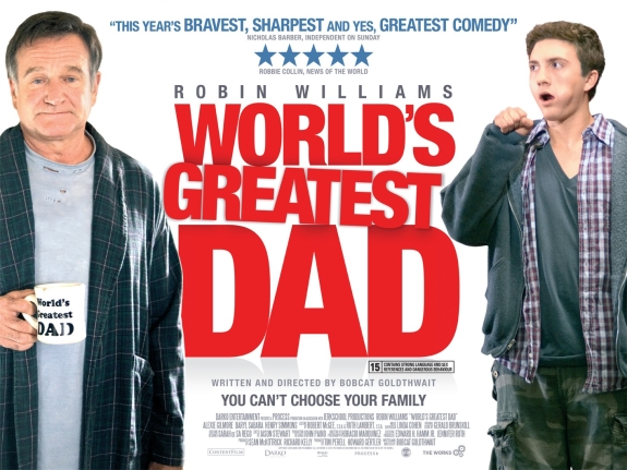 robin williams netflix drama worlds greatest dad highschool