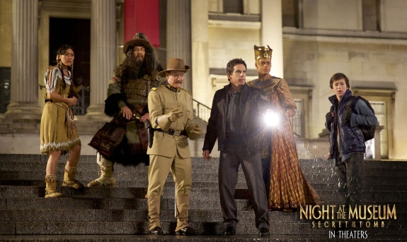 Night At The Museum Secret Of The Tomb 575x343