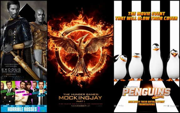 Hun Gam Mockingjay pt1 Pen Of Mad Horr Bosses 2 Exod Gods and Kings