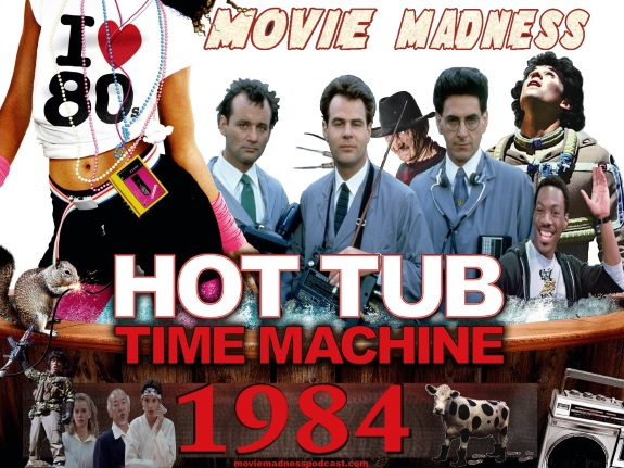 the cast of tub time machine