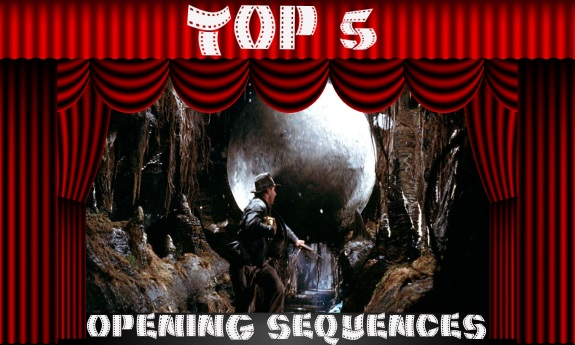 Top 5 Opening Sequences