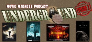Underground Episode 2: Witches and Twist Endings, and Cannibals, oh my!