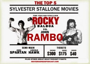 Top 5 Sylvester Stallone Movies