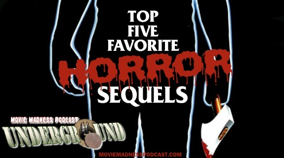 Top 5 Horror Sequels