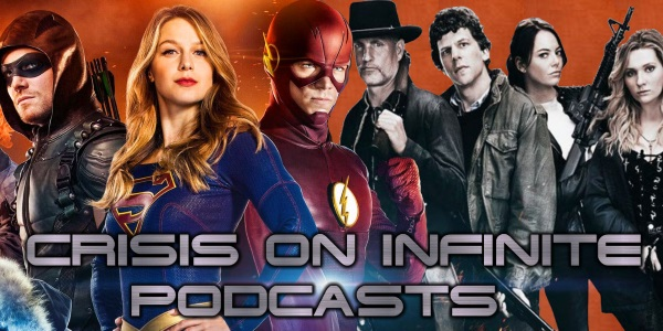 Crisis On Infinite Podcasts! Movie Madness podcast